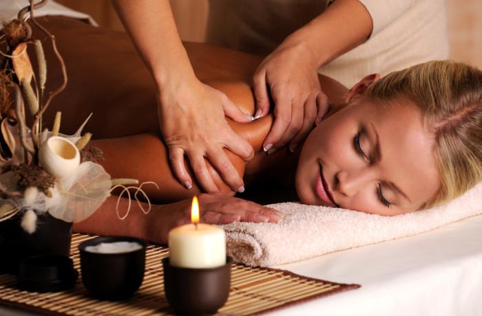 Abyanga massage