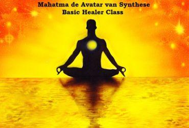 Mahatma Avatar van Synthese Basic Healer Class